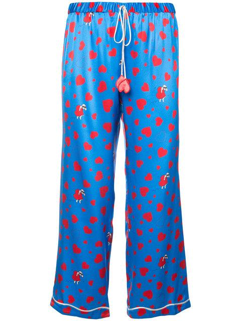 Morgan Lane Petal Thief Of Hearts Pyjama Pants