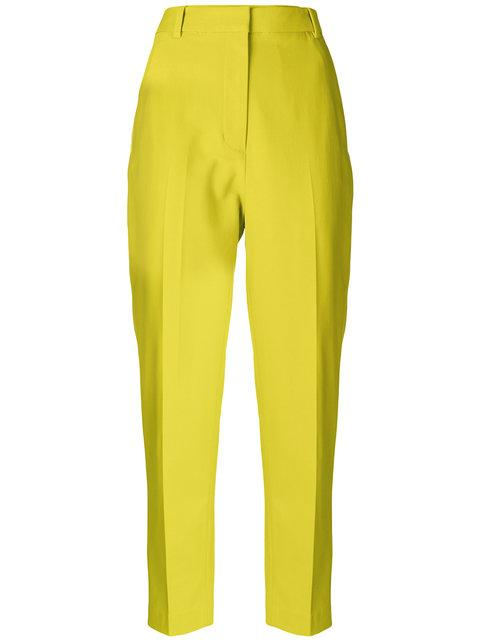 3.1 Phillip Lim Cropped Trousers - Green