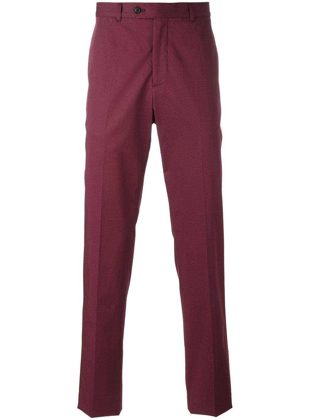 Gieves & Hawkes Straight-leg Trousers