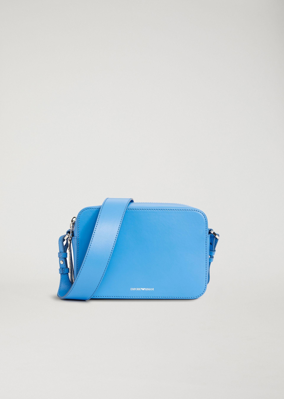 Emporio Armani Mini Bags - Item 45397101 In Azure ; Pink