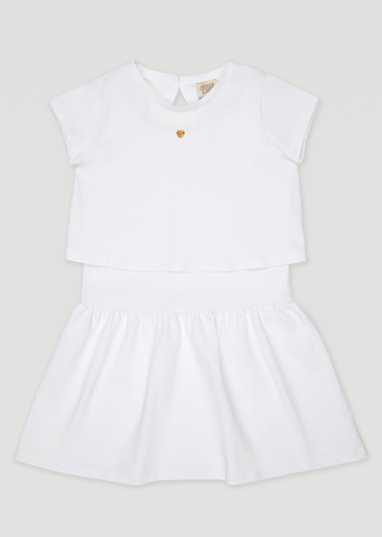 Emporio Armani Dresses - Item 34835011 In White ; Navy Blue