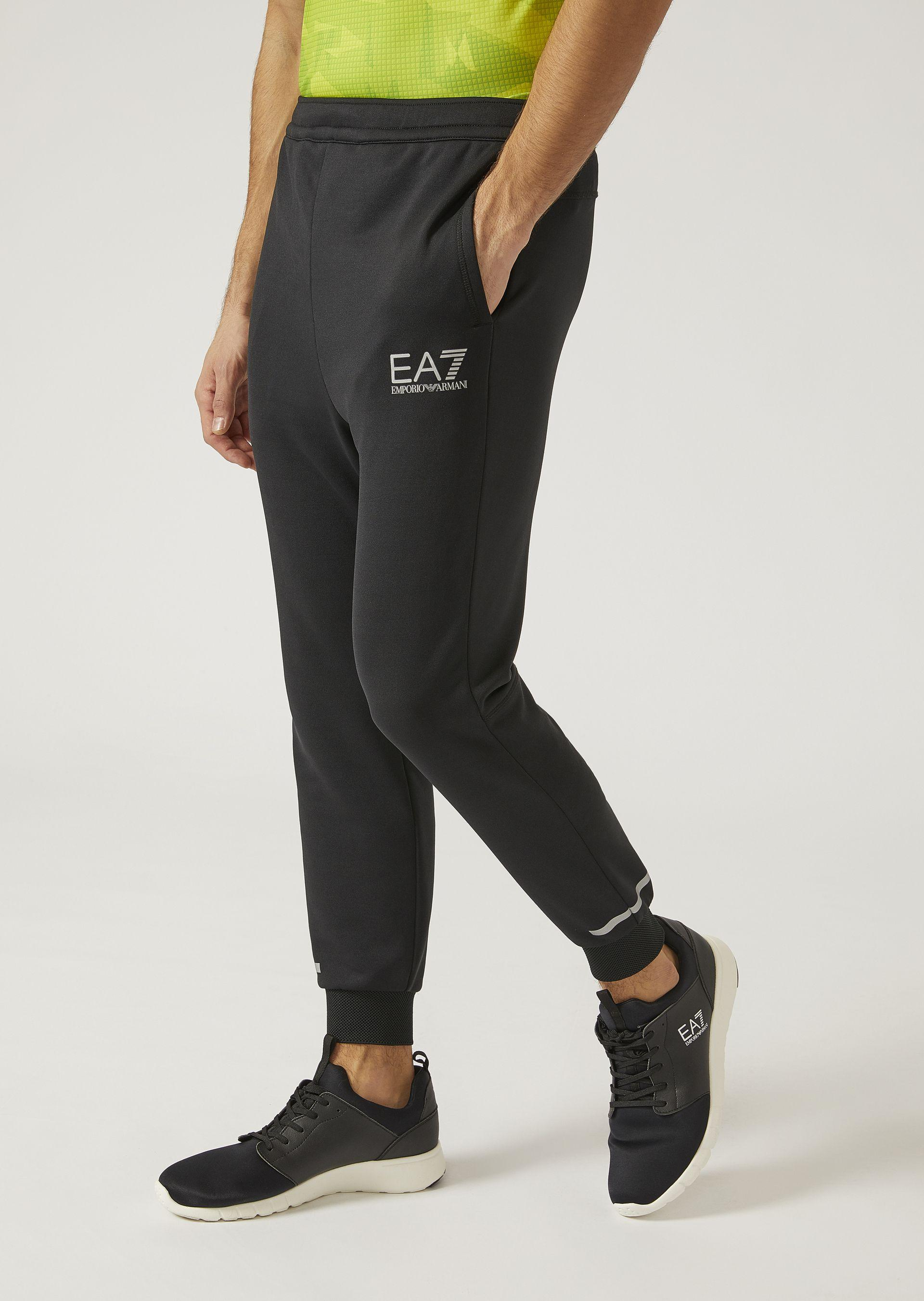 Emporio Armani Pants - Item 13172827 In Black ; Green