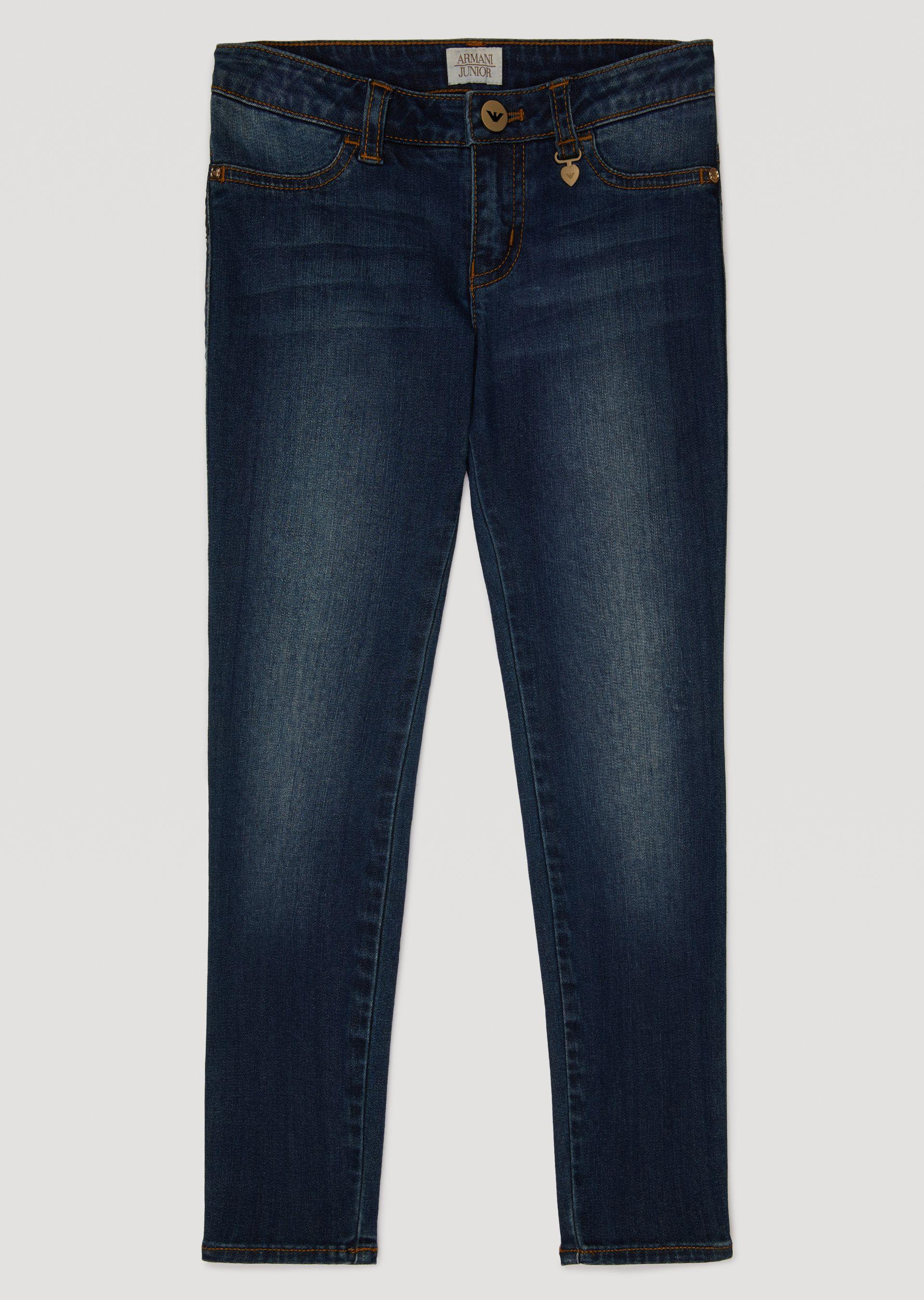 Emporio Armani 5 Pockets - Item 13164036 In Denim