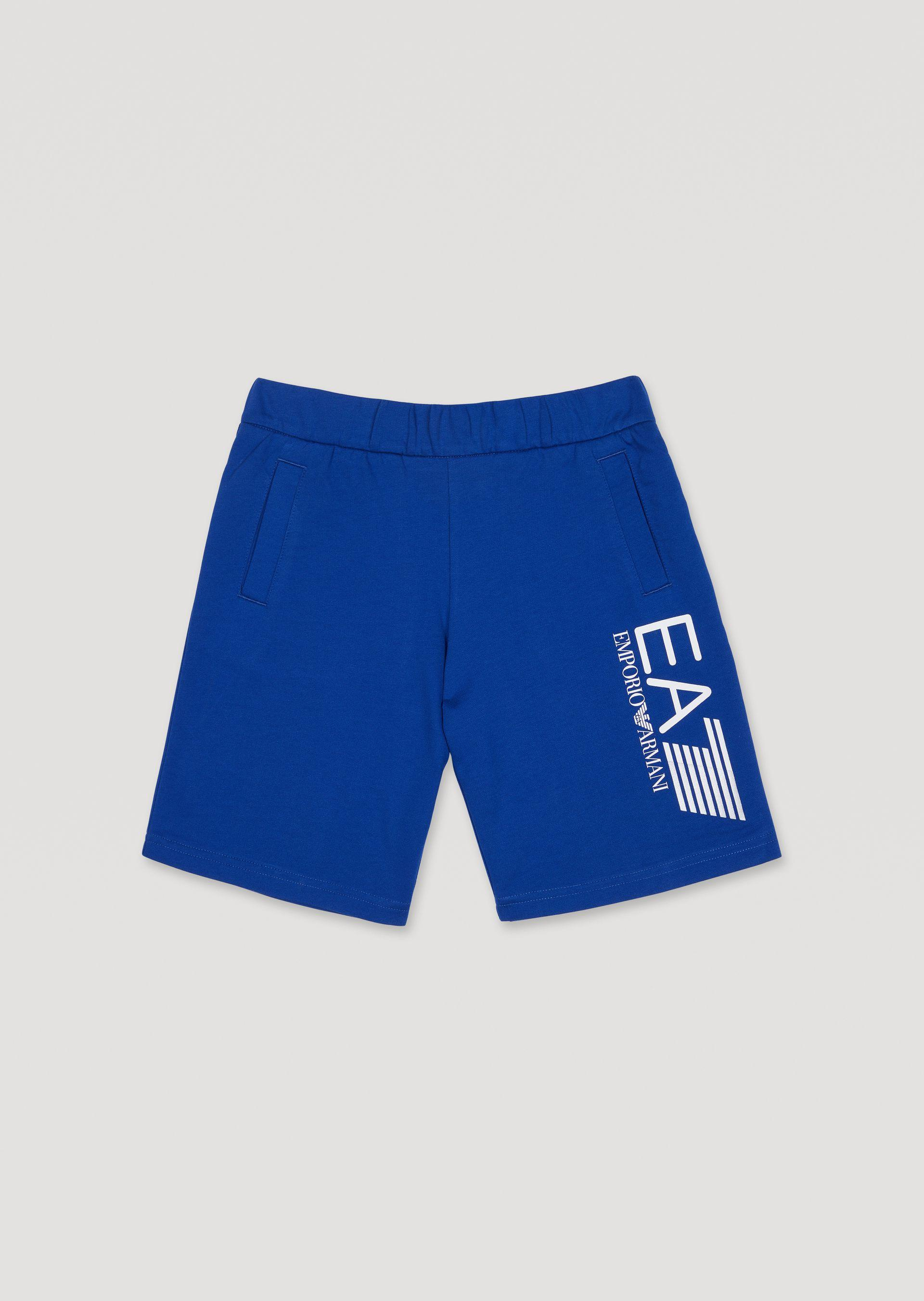 Emporio Armani Shorts - Item 13167970 In China Blue ; Navy Blue ; Red