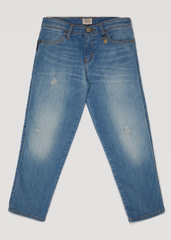Emporio Armani Jeans - Item 42664071 In Denim