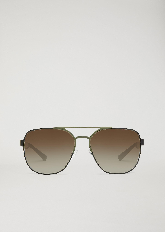 Emporio Armani Sunglasses - Item 46575254 In Military Green