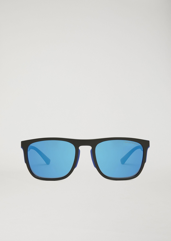 Emporio Armani Sun-glasses - Item 46572008 In Blue