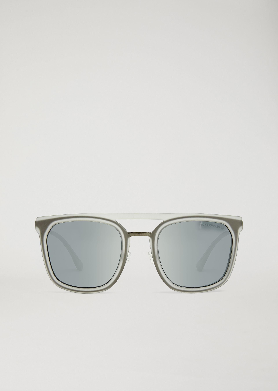 Emporio Armani Sun-glasses - Item 46573239 In Light Gray