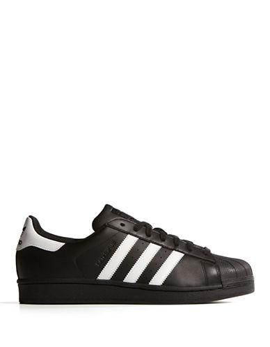 Adidas Originals Mens Superstar Foundation-black