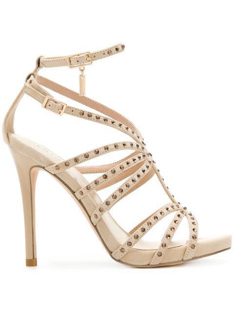 Liu •jo Strappy Stiletto Sandals