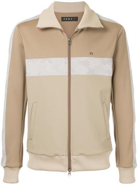 Roar Colour Block Sports Jacket