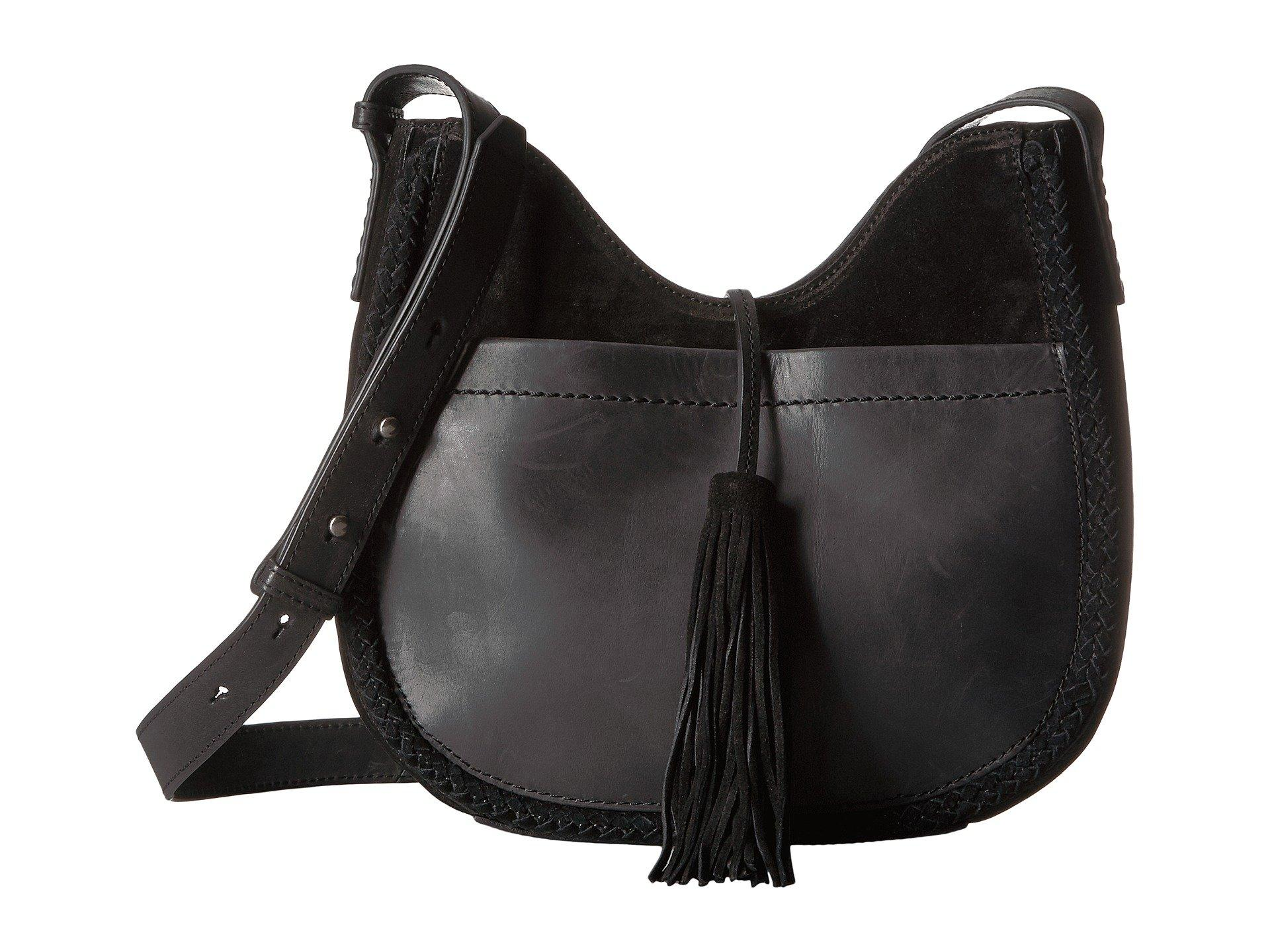 Lucky Brand Myra Crossbody In Black