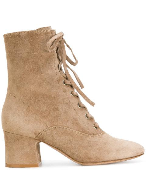 Gianvito Rossi Mackay Ankle Boots