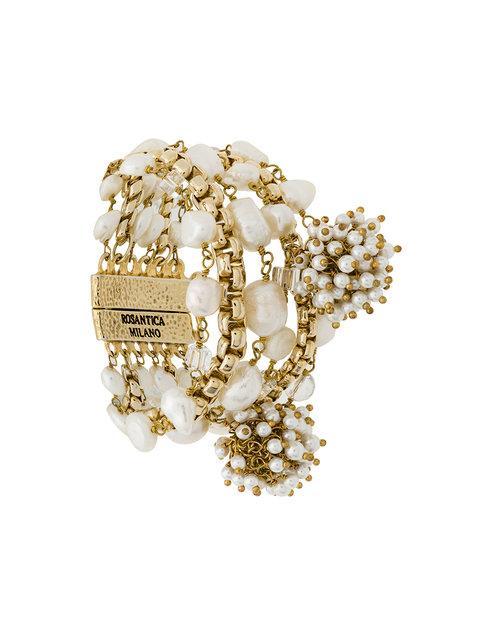 Rosantica Multi String Bracelet