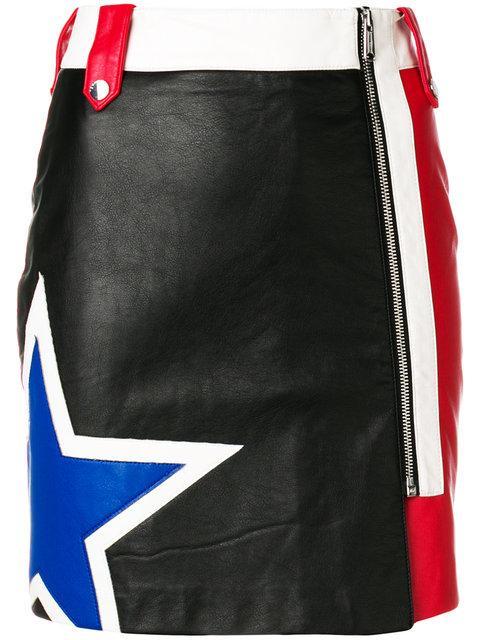 Tommy Hilfiger Star Biker Skirt
