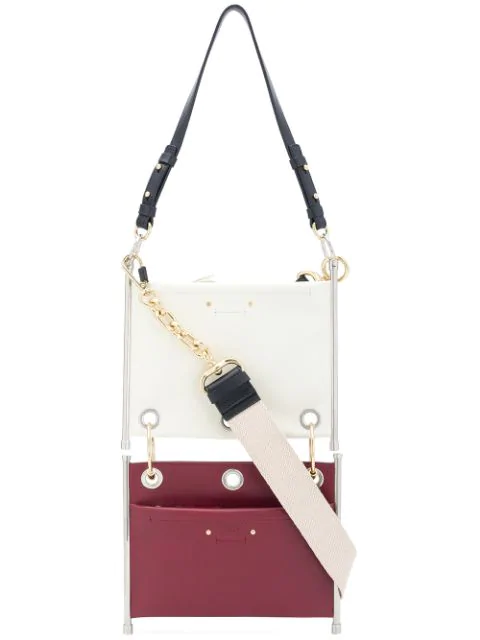 ChloÉ Roy Double Clutch In Red