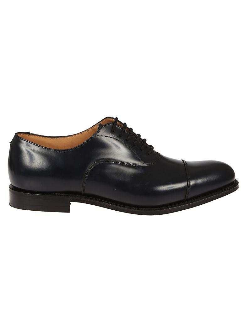 Church's Classic Oxford Shoes In Black