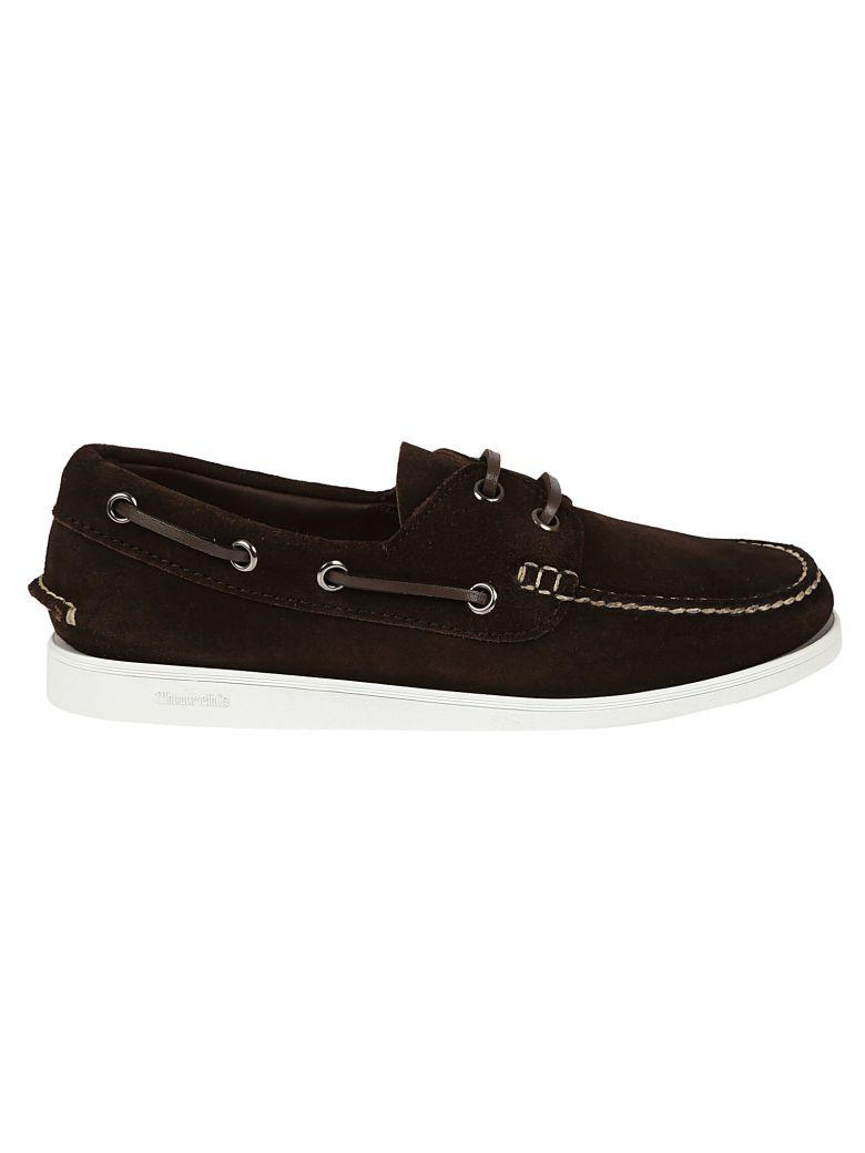 Church's Boat Shoes In F0aad Brown