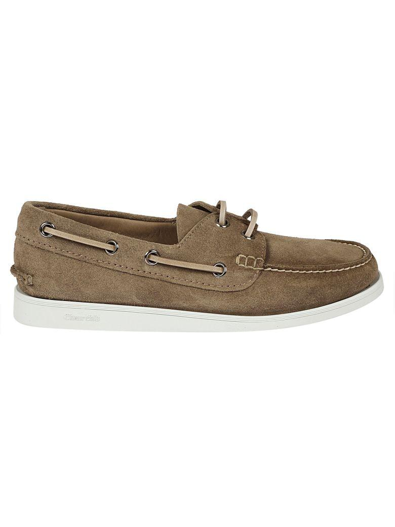 Church's Boat Shoes In F0abq Stone