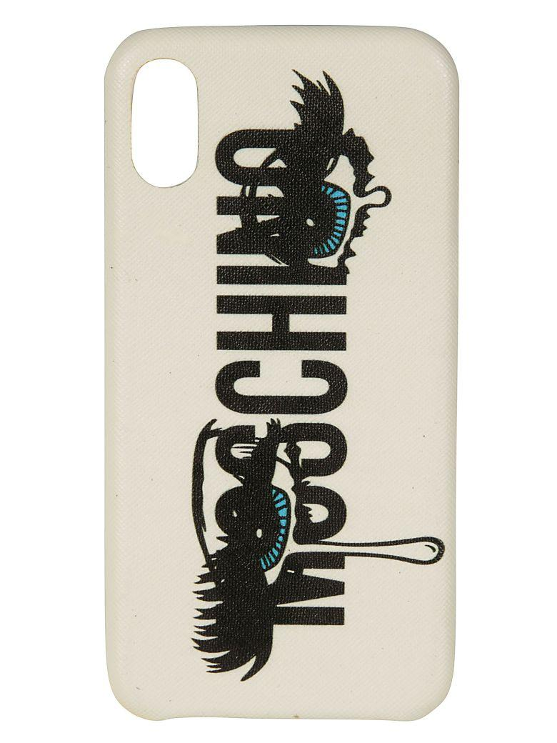 Moschino Crying Eye Iphone X Cover In A2002