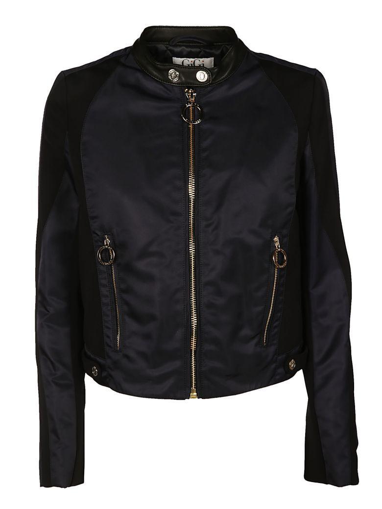 Tommy Hilfiger Paneled Jacket In Midnight-multi