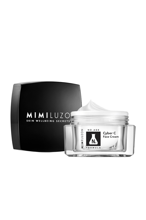 Mimi Luzon Cyber C Face Cream In N,a