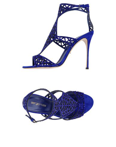 2b62510e5c2 Sergio Rossi Sandals In Blue
