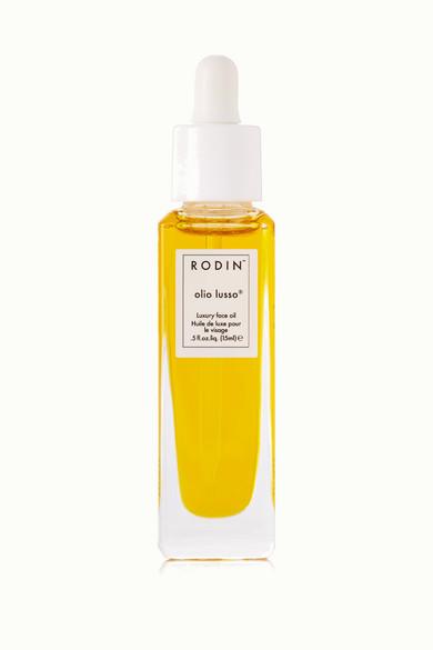 Rodin Luxury Face Oil Jasmine & Neroli, 15ml In Colorless