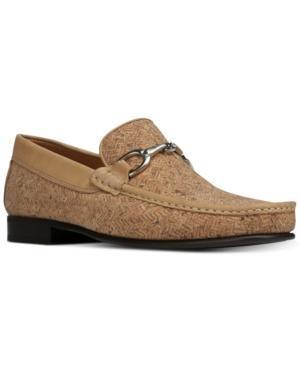 361a4ecf72f Donald Pliner Men s Darrin Bit Loafer Men s Shoes In Natural