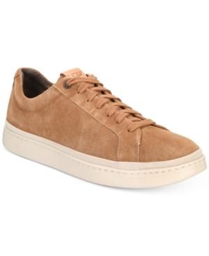 7bcbdc604bf Men's Cali Low Suede Sneakers Men's Shoes in Chestnut