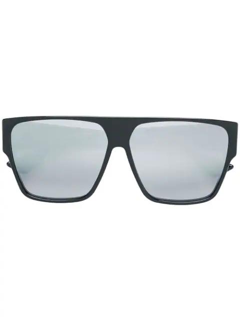 5ca48c2ec1b0c DIOR. Women s Hit Mirrored Square Sunglasses ...