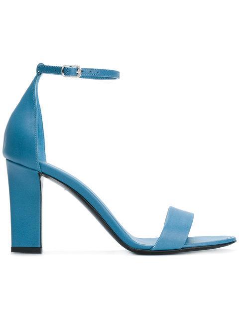 7b2e84dad9cd Victoria Beckham Anna Ankle Strap Sandals