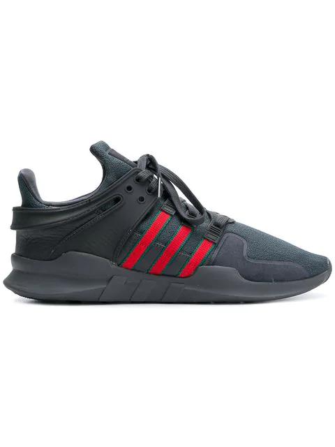 newest 1f59c e1583 Adidas Adidas Originals Eqt Support Adv Sneakers - Black
