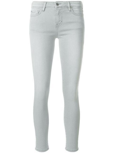Iro Alys Skinny Jeans In Grey