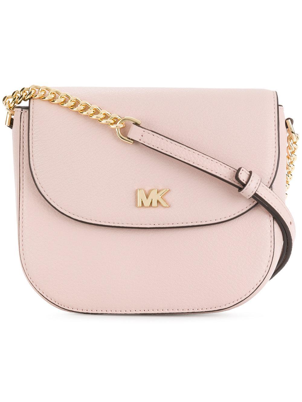 681a404370ec Michael Michael Kors Cross Body Bag - Farfetch In Pink | ModeSens