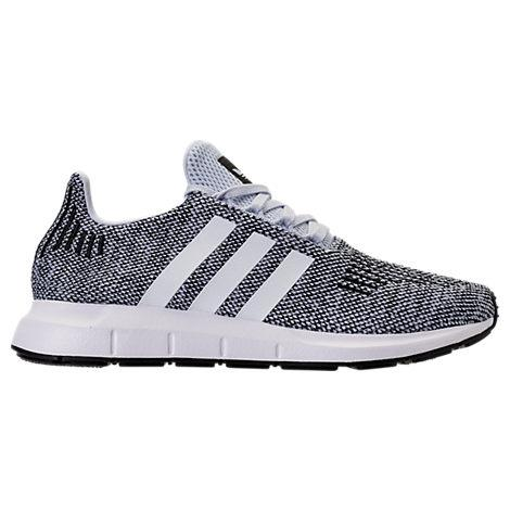 ef27f6179abe34 ADIDAS ORIGINALS. Adidas Men s Swift Run Casual Sneakers From Finish Line  in Black