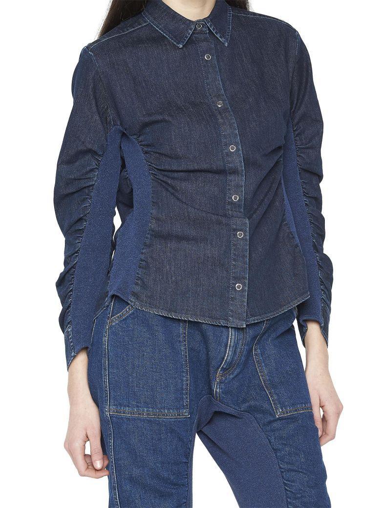 Stella Mccartney Shirt In Blue