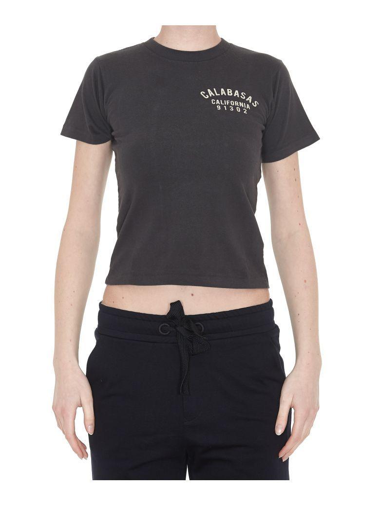 25c1a076 Yeezy Baby Tee Calabasas Tshirt In Grey   ModeSens