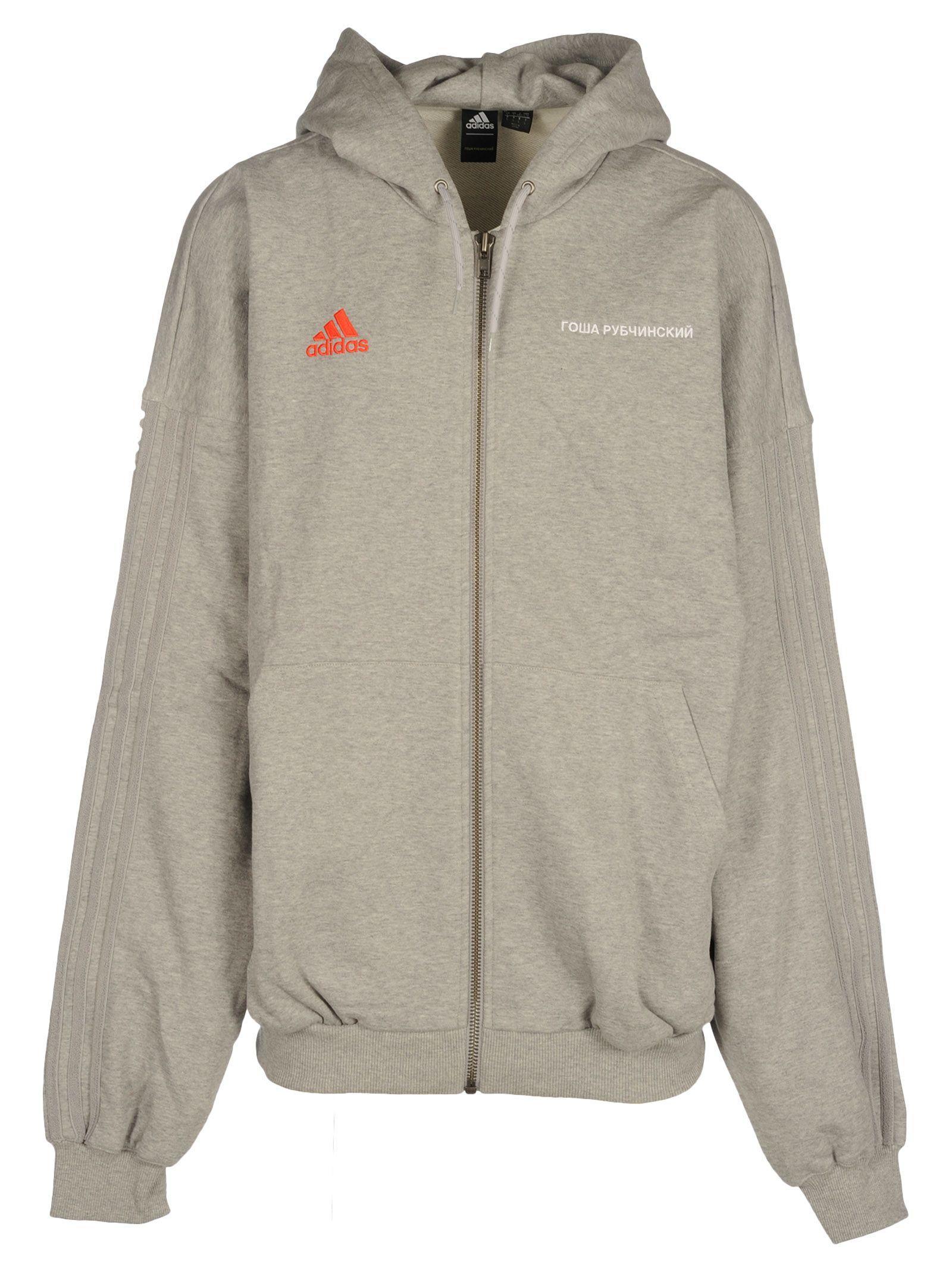 Adidas Hoodie in Grey