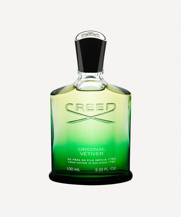 Creed Original Vetiver Eau De Parfum 100ml In White