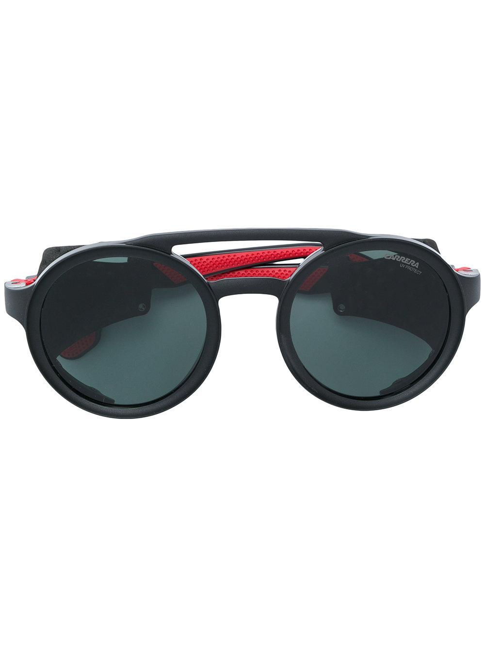 c0d0eecb1 Carrera Hyperfit Round Sunglasses - Red   ModeSens