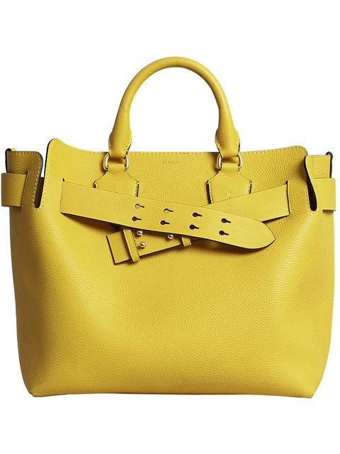 51f0fba48f25a Burberry  The Medium  Handtasche - Gelb In Yellow