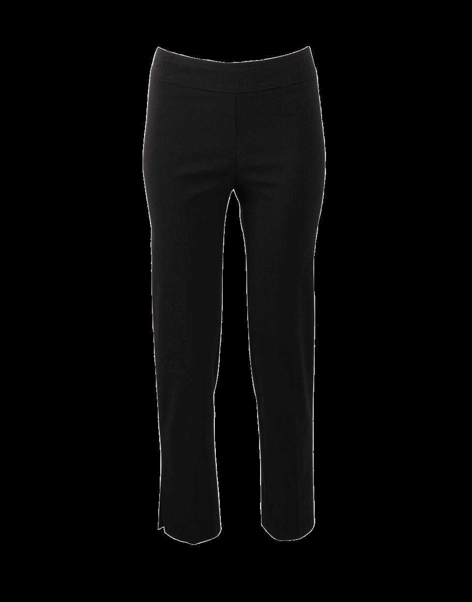 Avenue Montaigne Venezia Pull On Pant In Black