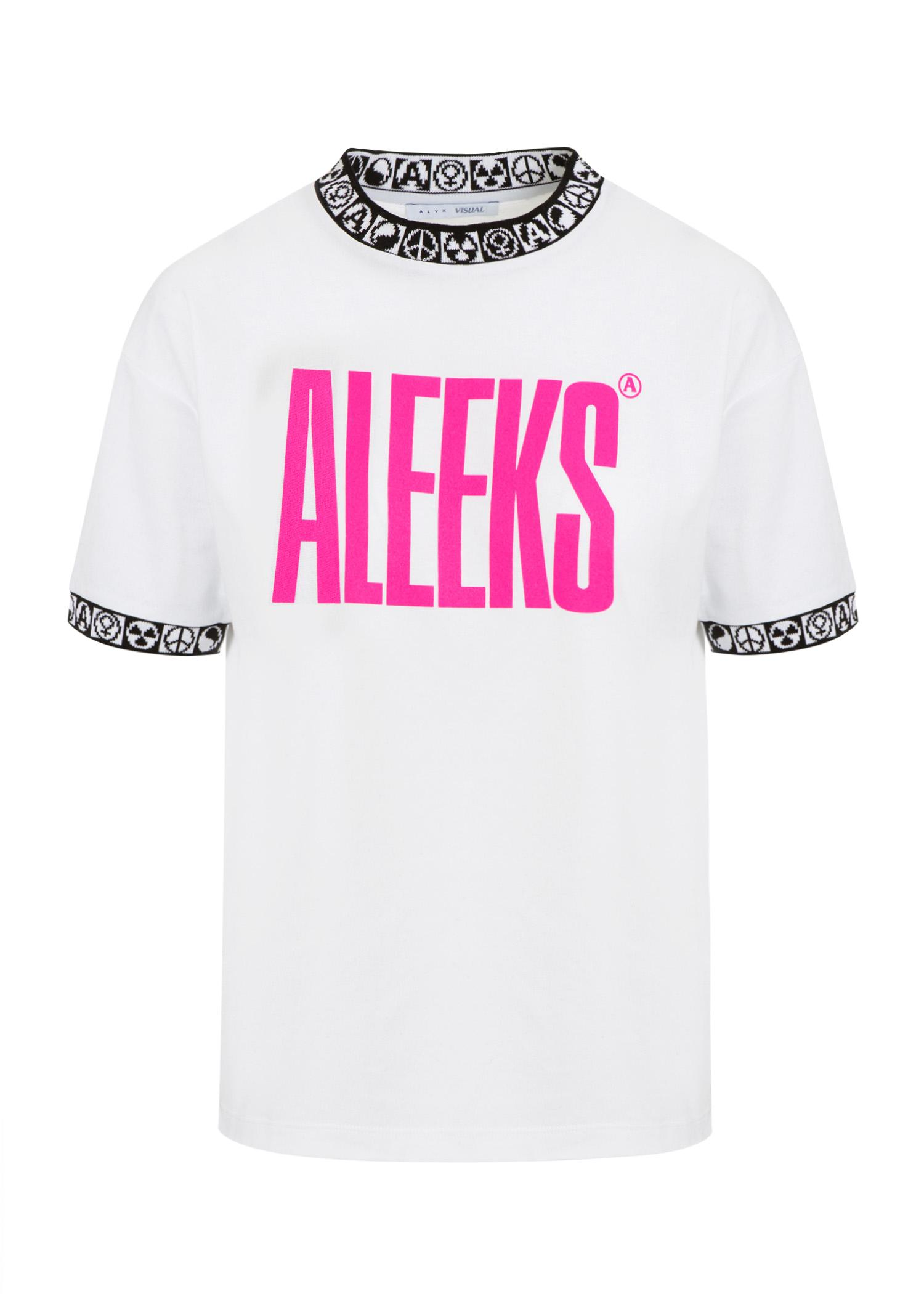 Alyx Aleeks Sport Tee In White