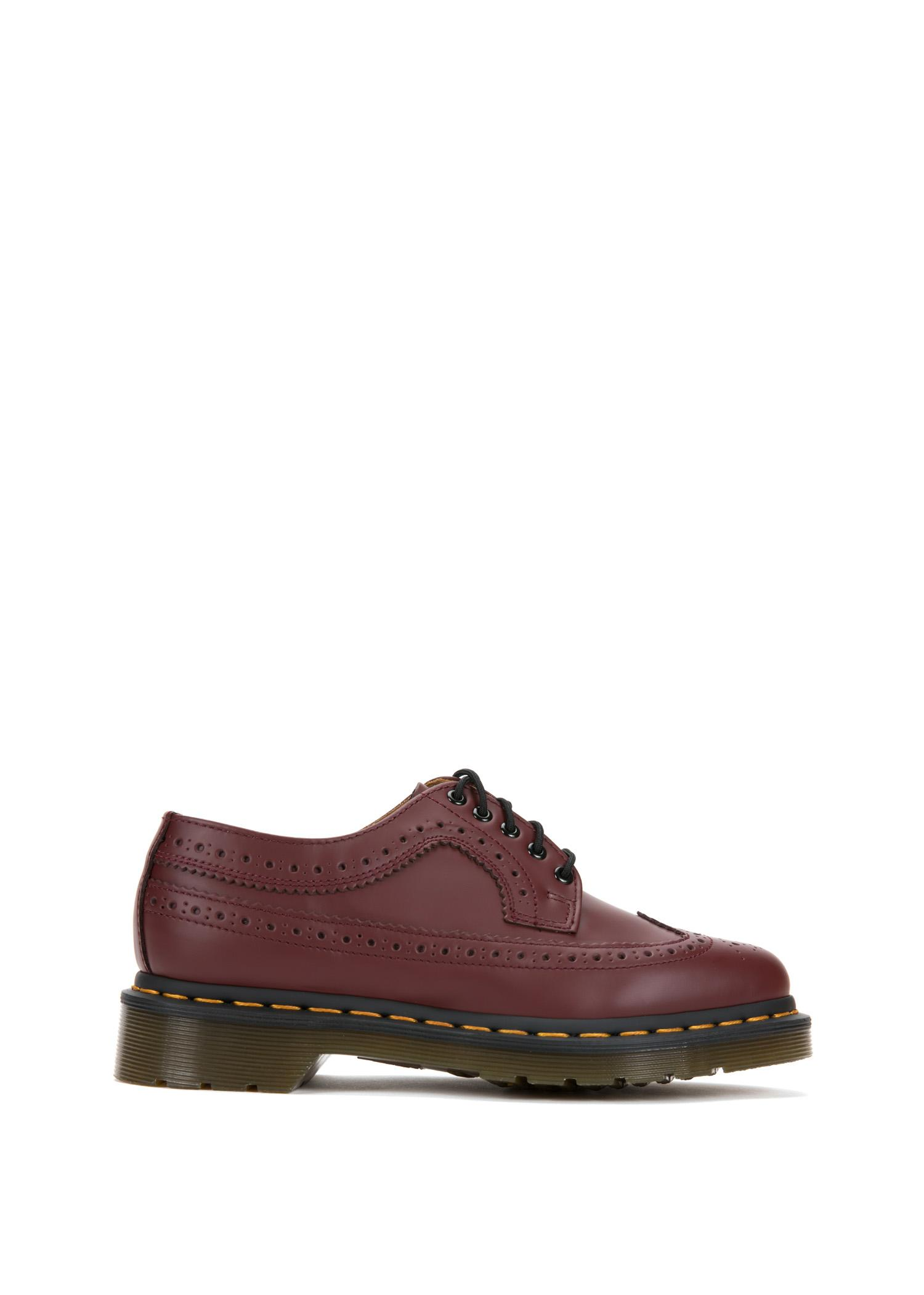 76f74d021dd9 Dr. Martens 3989 Yellow Stitch In Cherry Red | ModeSens