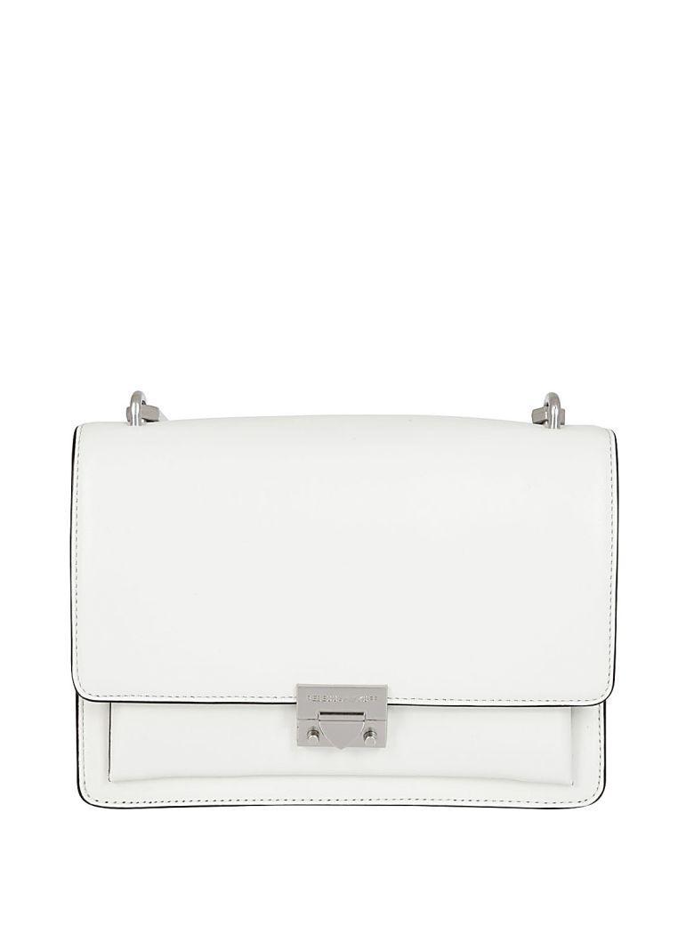Rebecca Minkoff Christy Shoulder Bag In White