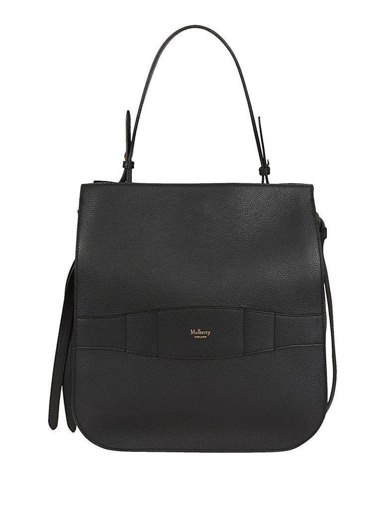 Mulberry Amberley Shoulder Bag In Black