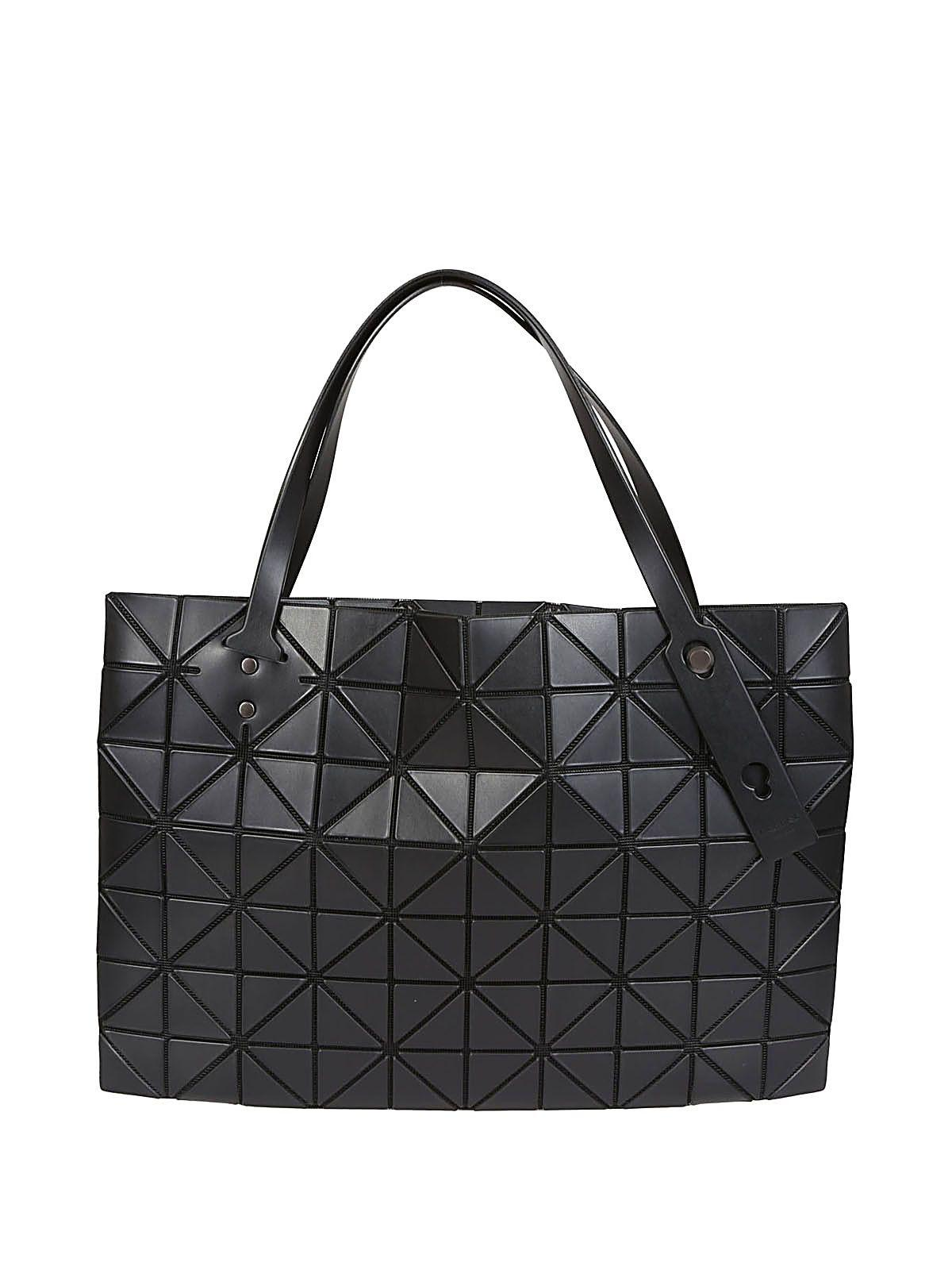 Bao Bao Issey Miyake Lucent Tote In Black