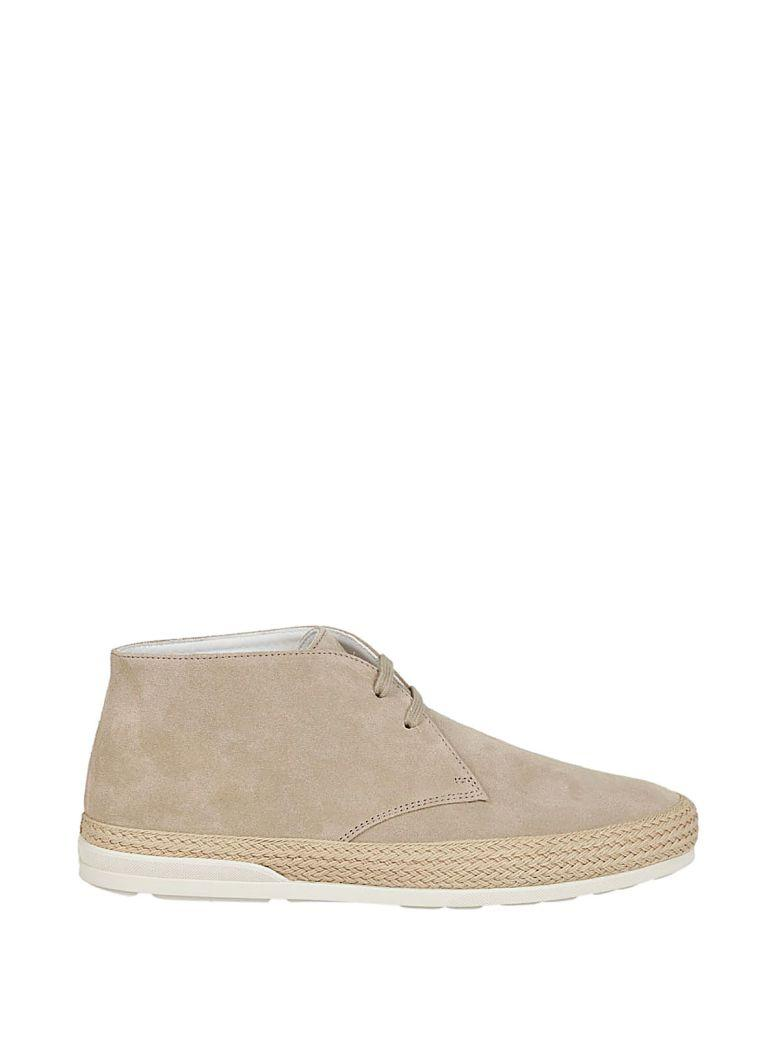 Hogan Classic Hi Top Sneakers In Corda