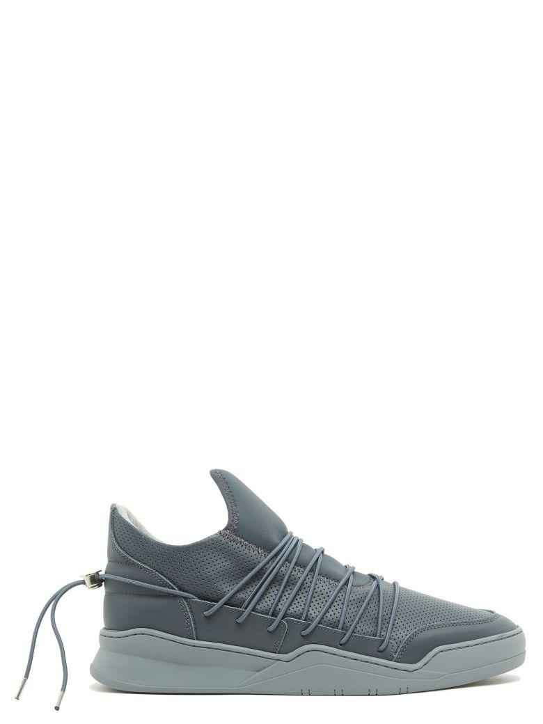 Filling Pieces Shoes In Gray